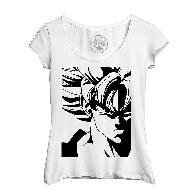 Fabulous T shirt Maglietta da Donna Super Dragon Ball