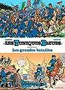 Les Tuniques bleues présentent, tome 1 : Les grandes batailles par Lambil