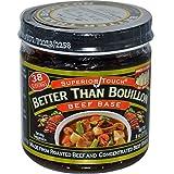 Better Than Bouillon, Superior Touch, Beef Base, 8 oz (227 g) - 2pcs