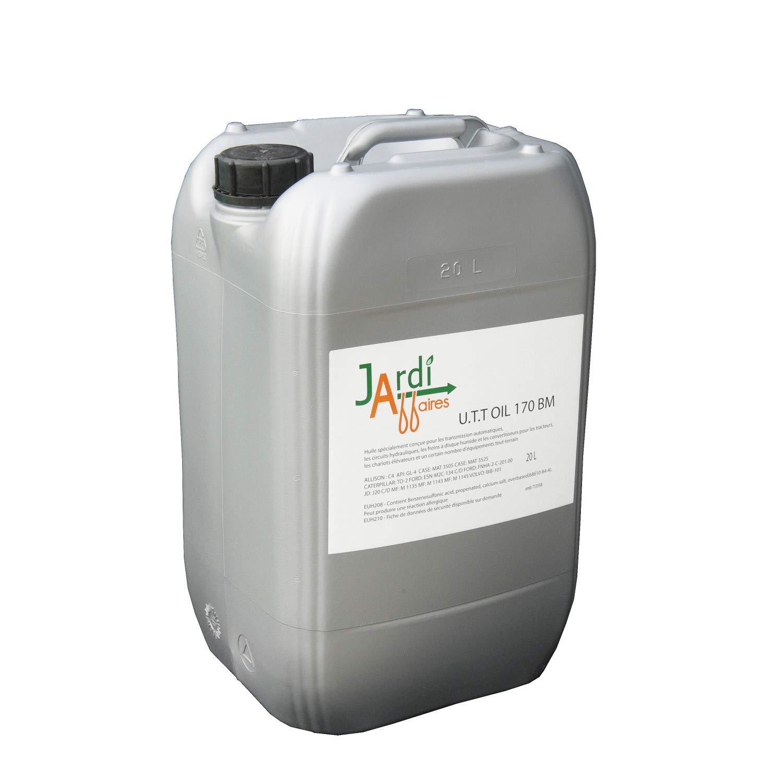 Bidón 20 L Aceite transmisión automática jardiaffaires UTT ...