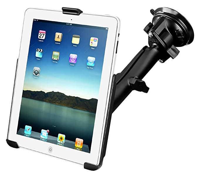 503197df68b Image Unavailable. Image not available for. Color  Apple iPad Long Arm RAM  Suction Mount