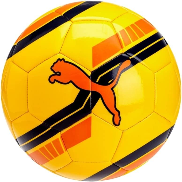 PUMA Adreno Training Soccer Ball [Yellow] (3)