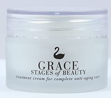 Stages of Beauty Radiance Treatment Cream, Anti-Aging Formula to Hydrate, Protect, & Repair, 50 mL Lip Care - # 4 0.5oz