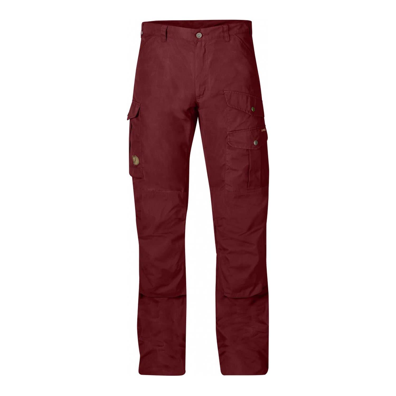 Fjallraven Men's Barents Pro Trousers, Red Oak, 46