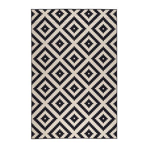 Amazon.com: IKEA LAPPLJUNG RUTA Gran área alfombra 7