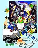 Duck-Girl and Crane ANIMATED!, Brian Bondurant, 1463747322