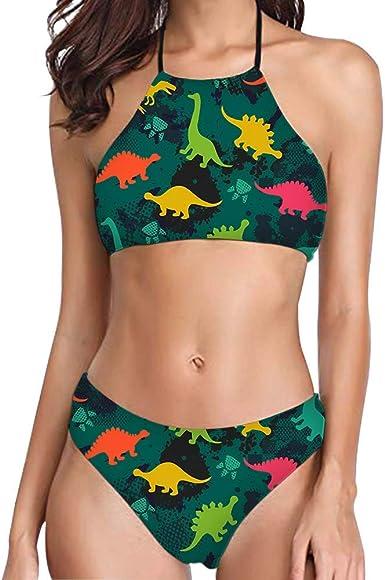 Halter Neck Bikini Swimwear Beachwear Summer /& Beach Design womens Swimsuit HOT