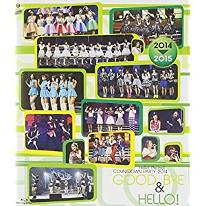 Blu-ray Disc. Hello!Project COUNTDOWN PARTY 2014 ~ GOOD BYE & HELLO ! ~