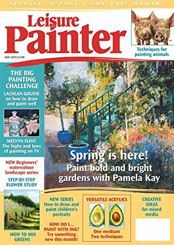 Top leisure painter magazine subscription for 2019