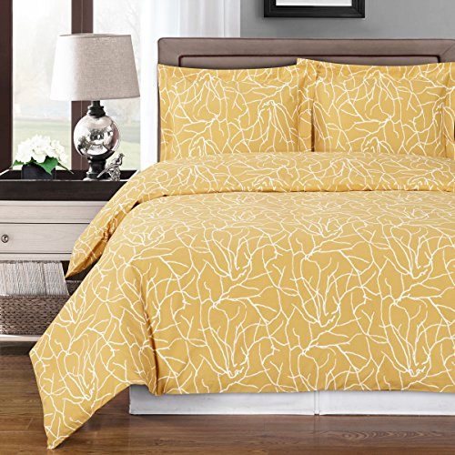 Ema, Deluxe and Elegant warm stylish tones Duvet Cover