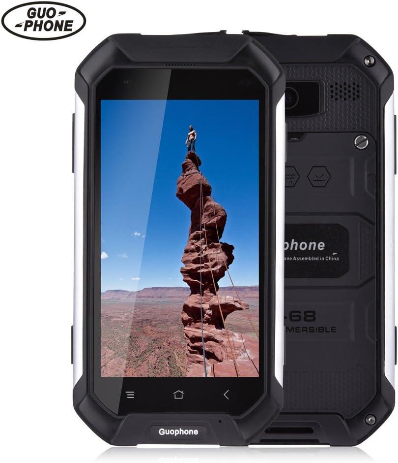 Guophone V19 3 G Smartphone portátil pas cher, pantalla de ...