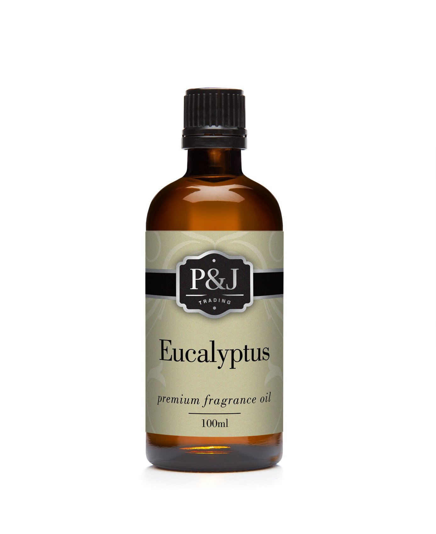 Eucalyptus Fragrance Oil - Premium Grade Scented Oil - 100ml/3.3oz