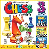 fritz chess software - Learn to Play Chess with Fritz & Chesster: Chess Complete 3-Pack [Download]