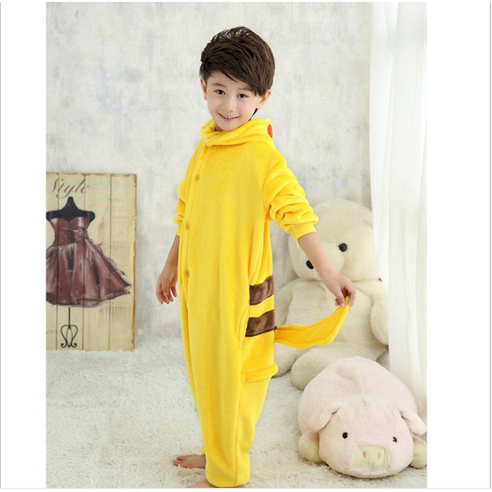 bd4a366384 Pyjamas Kinder Erwachsene Einhorn Einteiler Tieranzüge für Junge Mädchen  Damen Herren (L, Pikachu Kind): Amazon.de: Küche & Haushalt