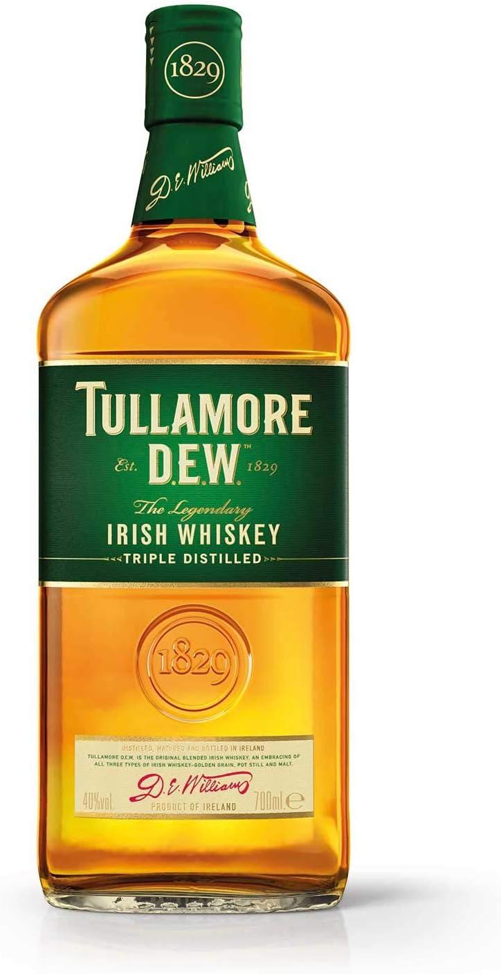 Tullamore Dew Tullamore DEW Irish Whiskey 40% Vol. 0,7L - 700 ml