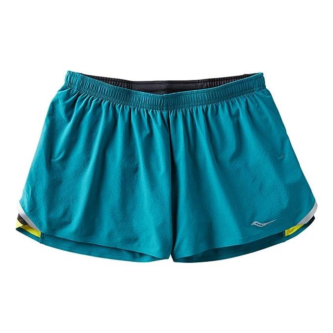 Saucony Endorphin del Hombres Split Pantalones Cortos