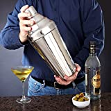 Sasquatch 110oz Extremely Large Cocktail Shaker