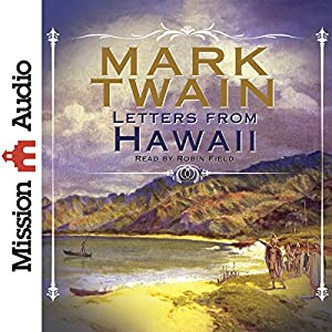 Letters from Hawaii Audiobook