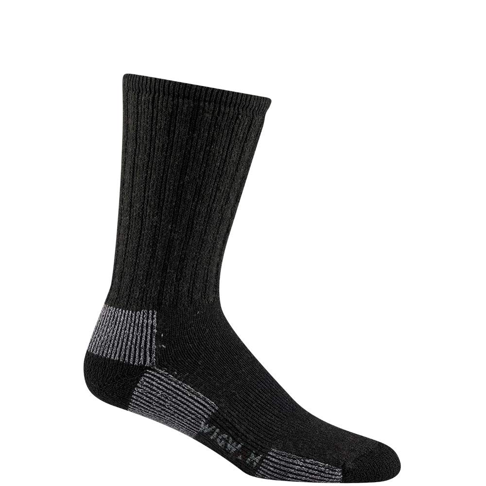 Wigwam Mens Mighty Midweight Work Socks 2-pack