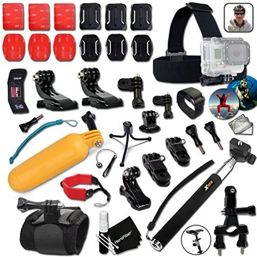 xtechr-accessories-bundle-for-gopro-hero4-session-hero4-hero-4-3-3-2-1-hero-4-hero3-hero2-hero-4-sil