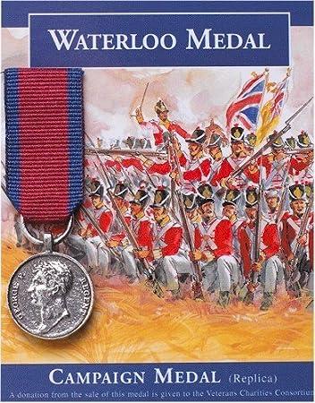 Military Medals: Waterloo Medal