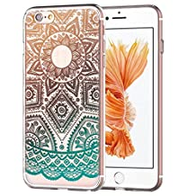 iPhone 6S / iPhone 6 Case, Haihood Henna Totem Series Hybrid PC Hard Back Cover Protective Case for iPhone 6S / iPhone 6