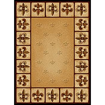 Amazon Com United Weavers Polypropylene Area Rugs China Garden