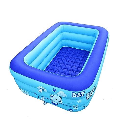 BATHTUPA Arena - Piscina Hinchable de 3 Pisos para niños, bañera ...