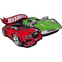 Hot Wheels Baby Kids 267558 Mattel Adhesivo Decorativo