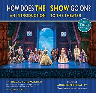 Book Cover: How Does the Show Go On The Frozen Edition: An Introduction to the Theater