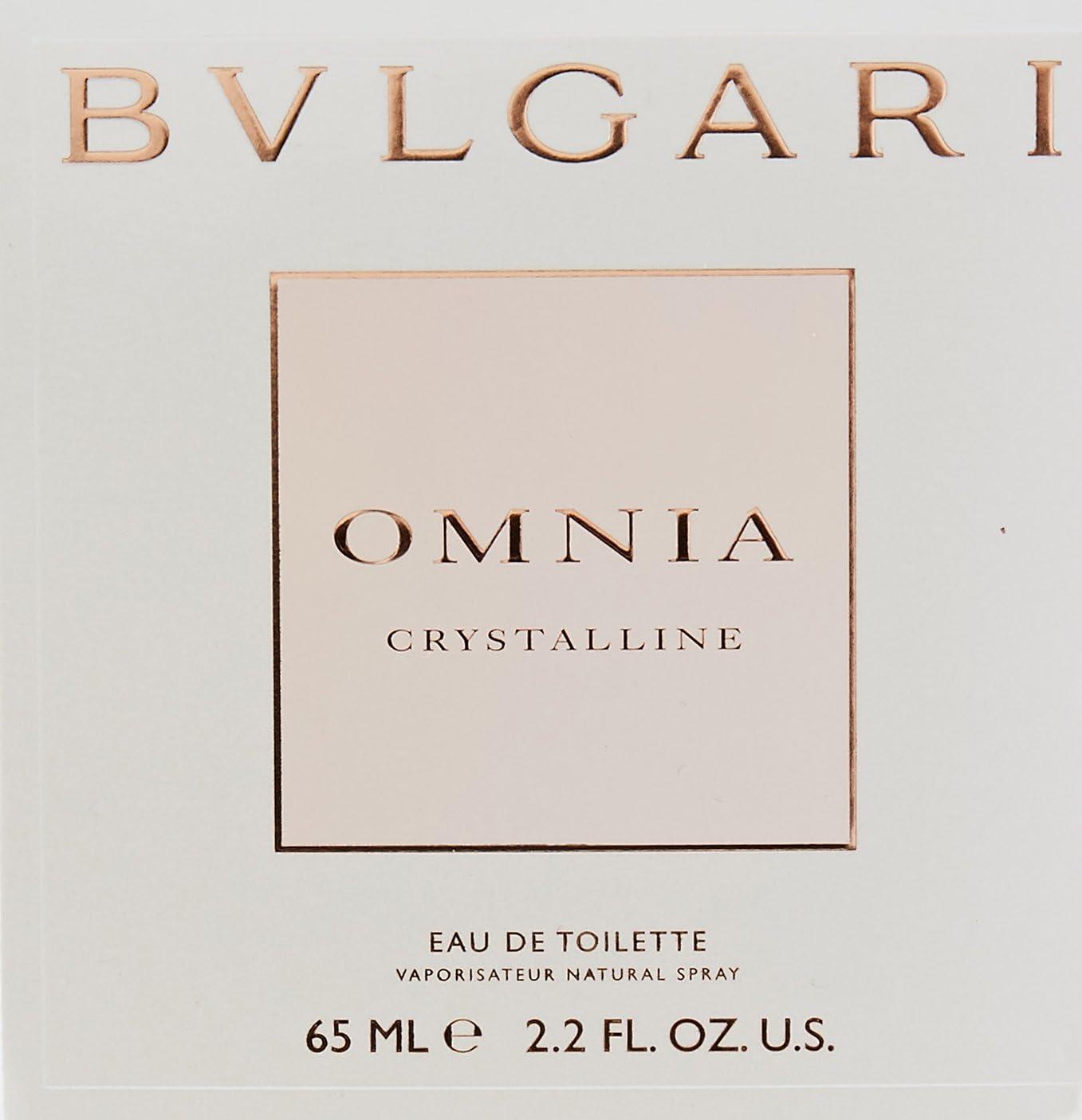 Bvlgari Bvlgari Omnia Crystalline Candy Shop Limited Edition