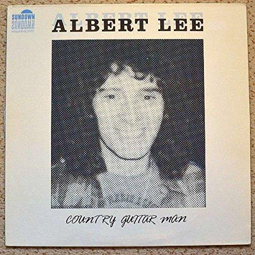Albert Lee - Country Guitar Man - Sundown - SDLP 037