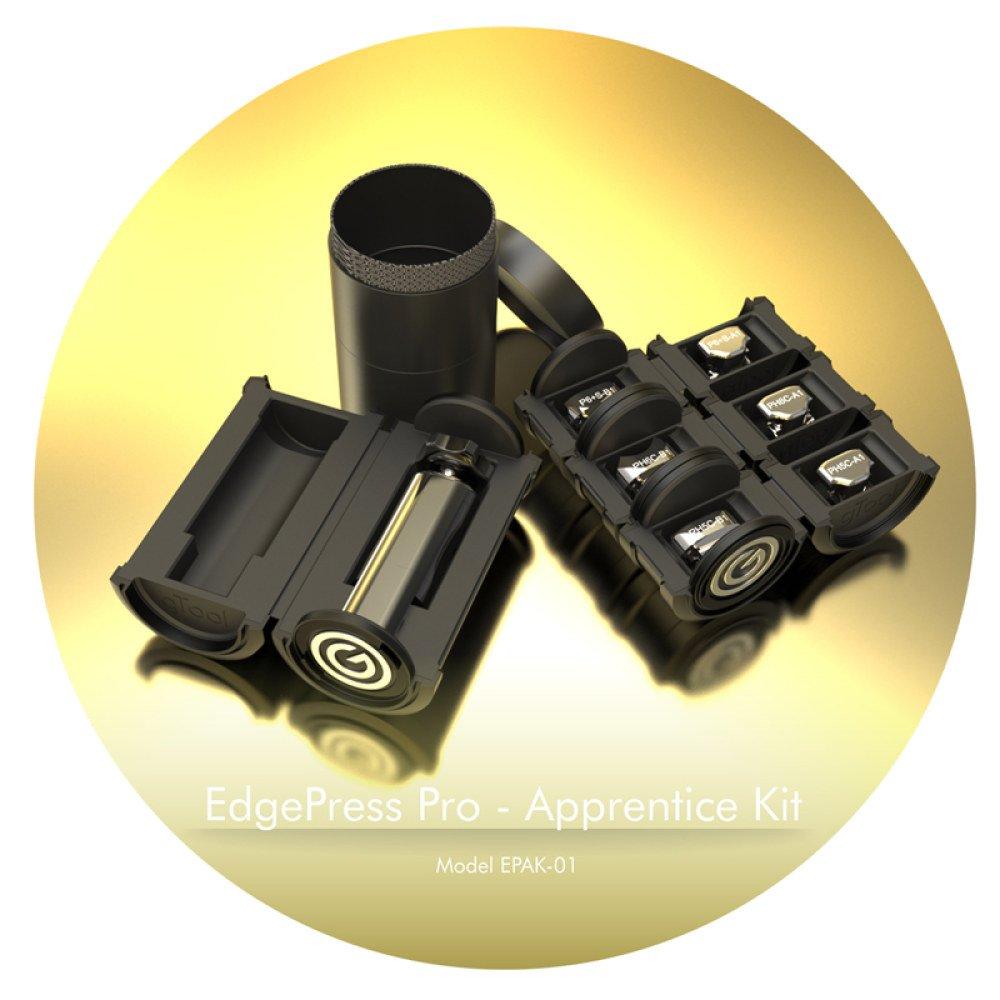 gTool EdgePress Pro Apprentice Kit with Glue Card