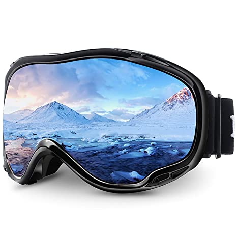 Sports & Entertainment Outdoor Professional Comfortable Unisex Ultra-elastic Skiing Glasses Ski Snow Goggles Dust-free Lens For Children