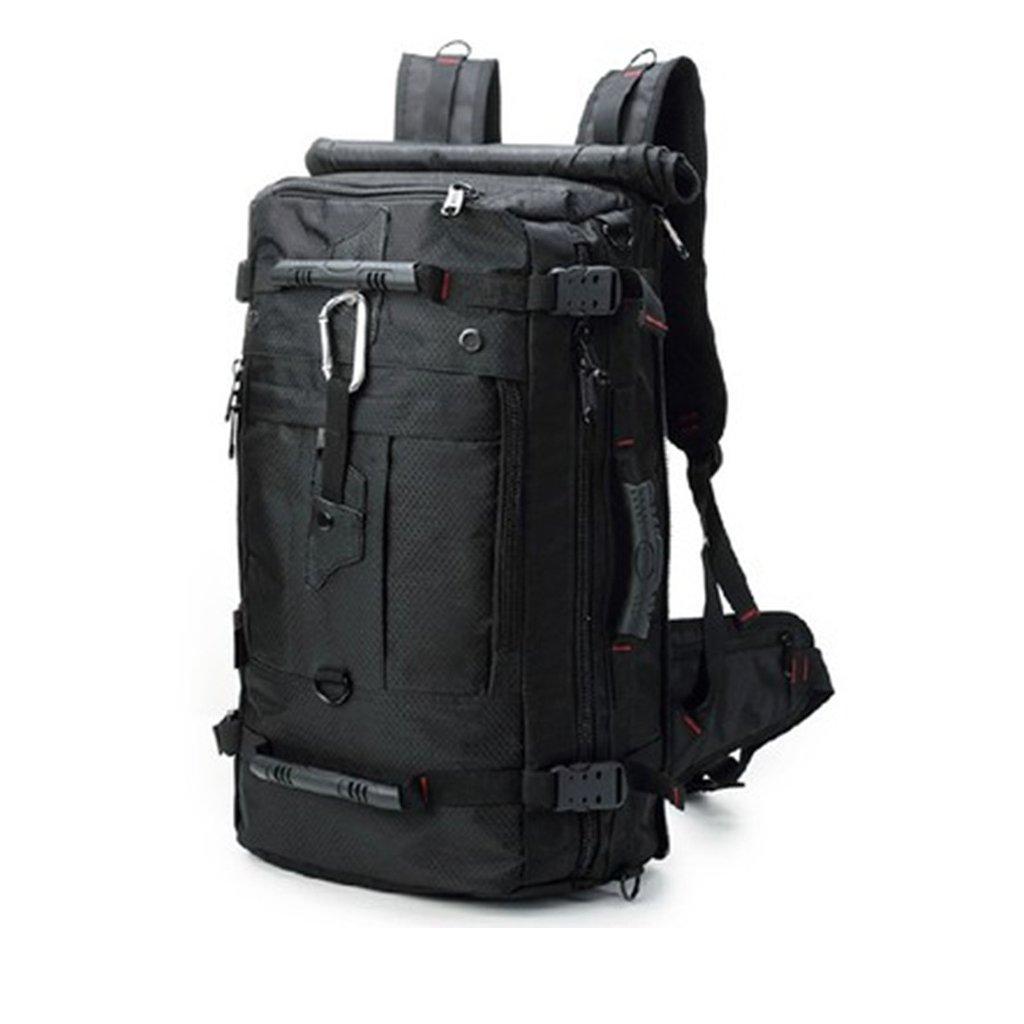 男性用ショルダーバッグ大容量旅行バッグバックパック   B077W2XL8Q