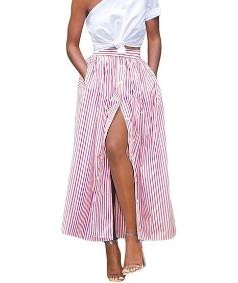 0fff2a2cf5 Este modelo de falda tiene varias opciones para su elección en color  negro-blanco