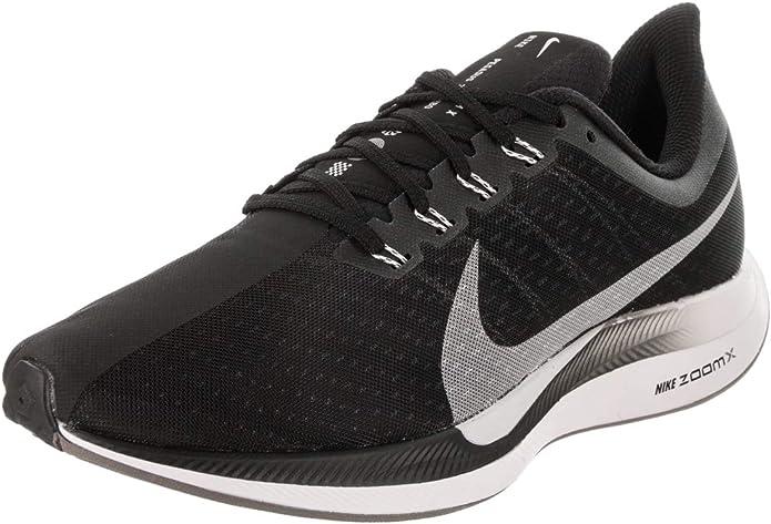 Nike Zoom Pegasus 35 Turbo, Zapatillas de Running para Hombre, Multicolor (Black/Vast Grey/Oil Grey/Gunsmoke 001), 41 EU: Amazon.es: Zapatos y complementos