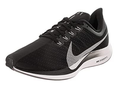 san francisco 02b20 b8e72 Nike Men's Zoom Pegasus 35 Turbo Running Shoe 9 Black