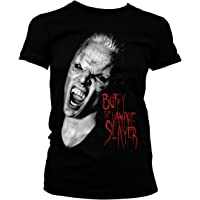 Buffy The Vampire Slayer Officially Licensed Spike Women T-Shirt