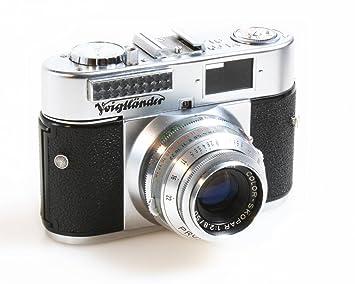Voigtländer vit bl mm art deco kamera w amazon kamera