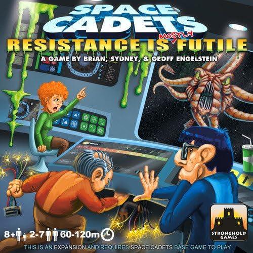 Stronghold Games stg03004 Espacio Cadetes Resistencia es principalmente inútil Juego de Cartas: Amazon.es: Juguetes y juegos