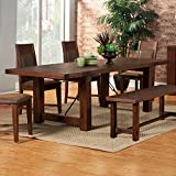Cheap Alpine Furniture Pierre Dining Table