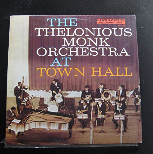 The Thelonious Monk Orchestra - At Town Hall - Lp Vinyl Record (The Thelonious Monk Orchestra At Town Hall)