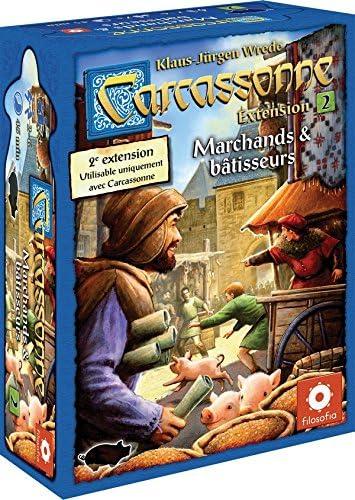 Asmodee – Juego de Estrategia Carcassonne: Amazon.es: Juguetes y ...