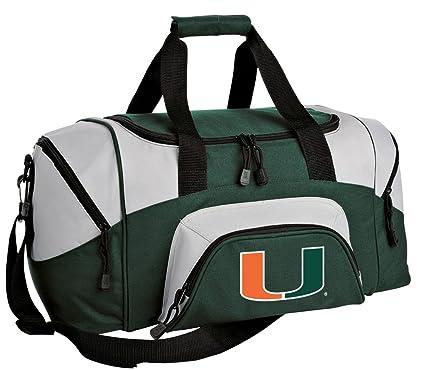 Amazon.com: Pequeñas Miami Canes Bolso de Universidad de ...