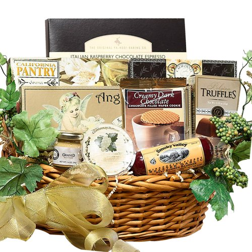 Art of Appreciation Gift Baskets Grand Edition Gourmet Food and Snacks Gift Basket Medium