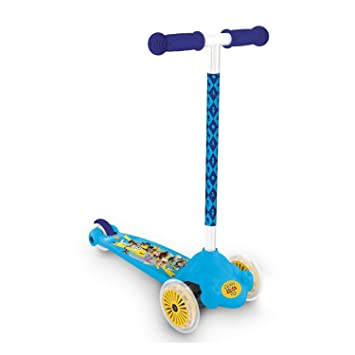Toy Story- Patinetes 3 Ruedas Twist&Roll Twist & Roll 4 (28497), Mondo