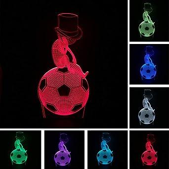 Zonxn - Lámpara de escritorio con luces LED para meditación ...
