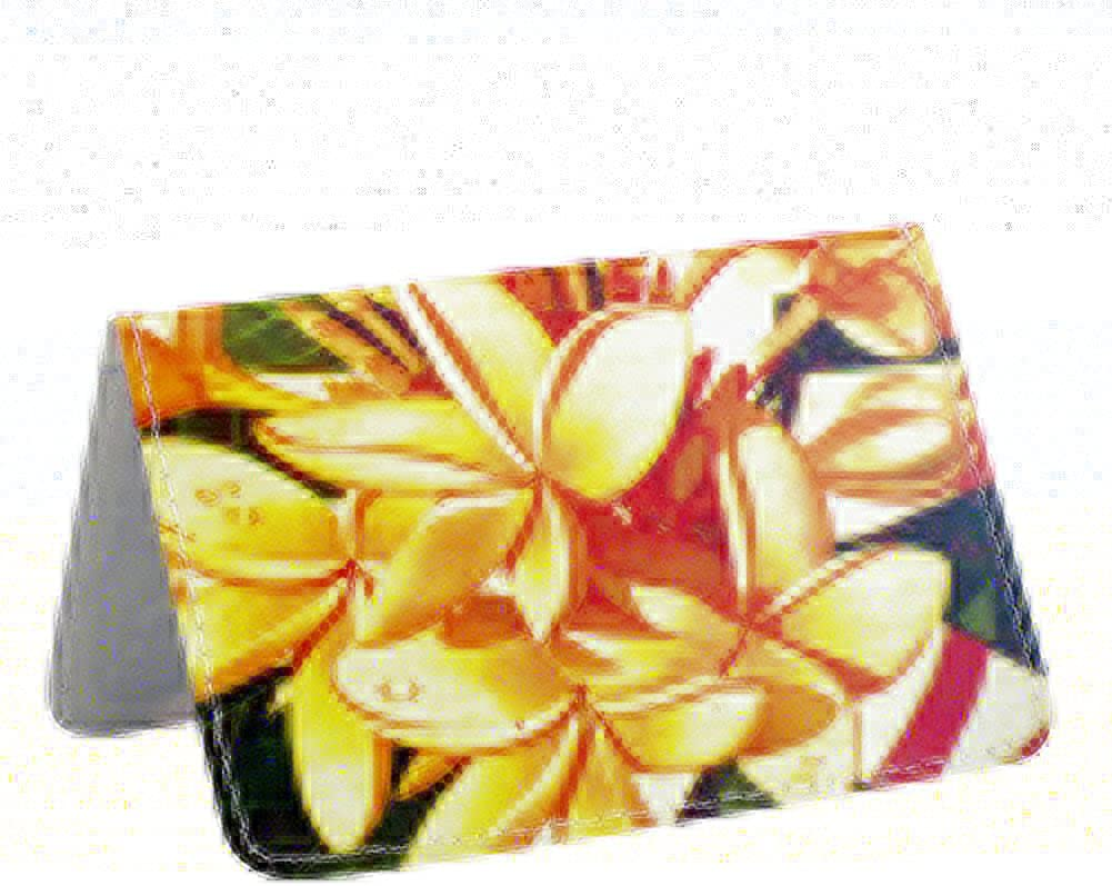 Frangipani-Plumeria Gift Card Holder /& Wallet