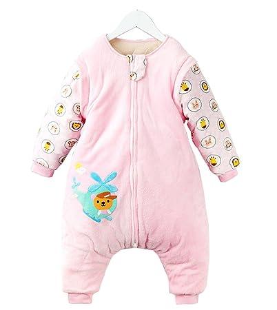 e9e642ad9 Amazon.com   JERY Velvet Newborn Baby Sleeping Bag Infant Swaddle ...